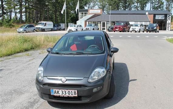 Fiat Punto 1,3 MJT Evo Dynamic 74HK 5d