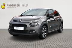 Citroën C3 1,6 Blue HDi Skyline 100HK 5d