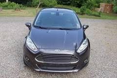 Ford Fiesta 1,0 EcoBoost Titanium X