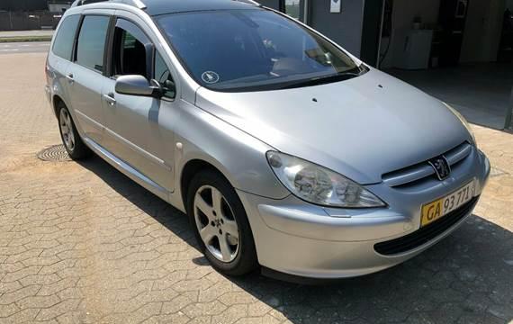 Peugeot 307 2,0 HDi Griffe aut.