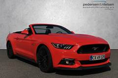 Ford Mustang Ti-VCT GT 421HK Cabr. 6g Aut.