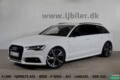 Audi A6 2,0 TDi 190 S-line Avant quattro S-tr.