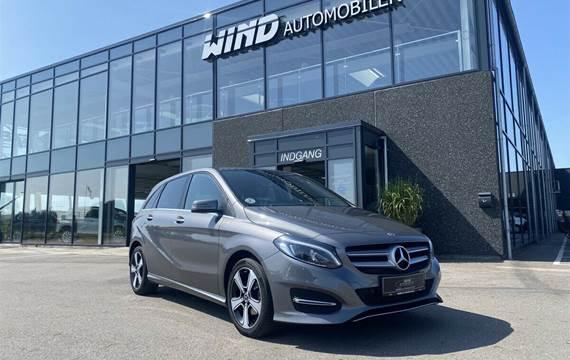 Mercedes B180 d 1,5