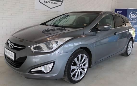 Hyundai i40 1,7 CRDi 136 Premium CW