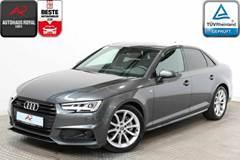 Audi A4 TDI qu 3x S LINE MATRIX,VIRTUAL,HUD,B+O