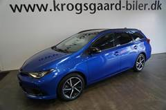 Toyota Auris Touring Sports 1,8 Hybrid Selected Bi-tone 136HK Stc Aut.
