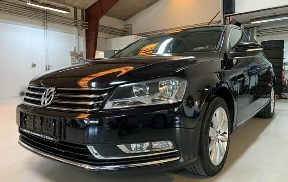VW Passat 1,4 TSi 122 Comfortline DSG BMT
