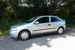 Opel Astra 1,6 Comfort