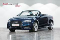 Audi A3 TFSi Sport Limited+ Cabriolet S-tr.