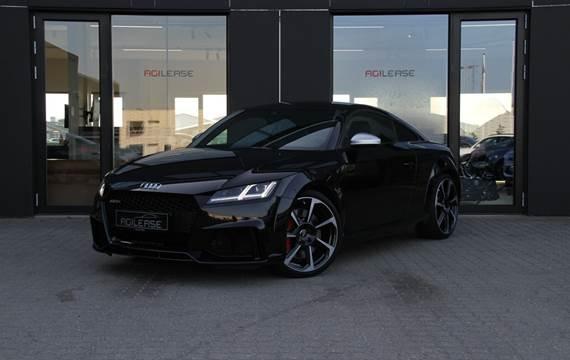 Audi TT RS 2,5 TFSi Coupé quattro S-tr.