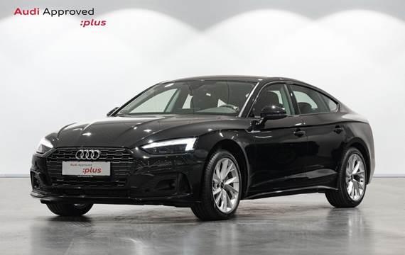 Audi A5 TDi Prestige+ Sportback S-tr.