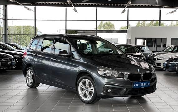 BMW 218i 1,5 Gran Tourer Advantage 7prs