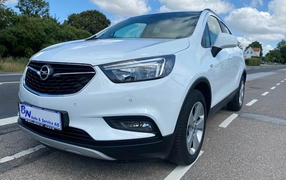 Opel Mokka X 1,6 Enjoy
