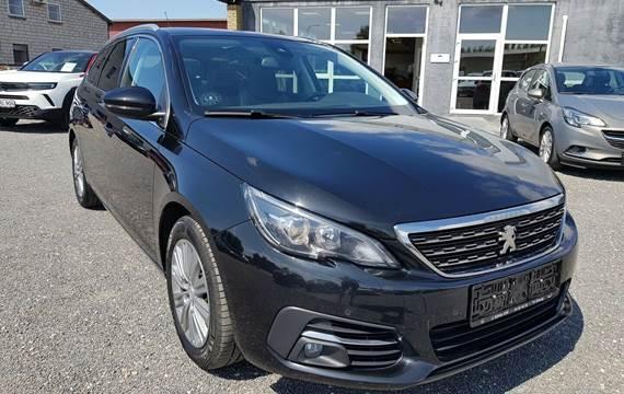 Peugeot 308 1,6 BlueHDi 120 Selection Sky SW