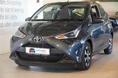 Toyota Aygo 1,0 VVT-I X-Pose  5d