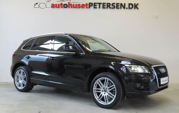 Audi Q5 3,0 TDi 240 quattro S-tr.