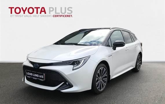 Toyota Corolla 1,8 Touring Sports  Hybrid H3 Premium E-CVT  Stc Trinl. Gear