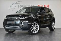 Land Rover Range Rover evoque 2,0 TD4 150 SE aut.