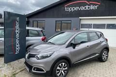 Renault Captur 1,5 dCi 90 Dynamique EDC Van