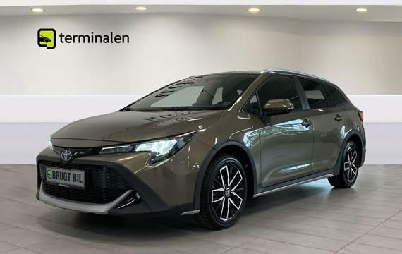 Toyota Corolla 1,8 Hybrid TREK Smart Touring Sports MDS