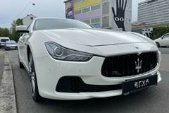 Maserati Ghibli Diesel Automatik | FULL OPTIONS |Om Virksomheden: