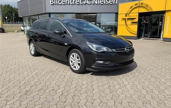 Opel Astra 1,6 Sports Tourer 1,6 CDTI Enjoy 136HK Stc 6g Aut.