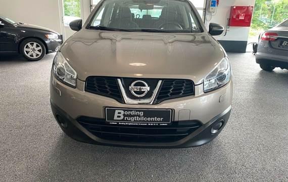 Nissan Qashqai 1,6 Visia 7prs