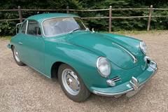 Porsche 356 B 1,6 Coupé