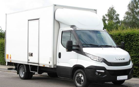 Iveco Daily 2,3 35C16 Alukasse m/lift AG8