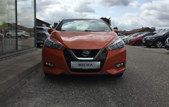 Nissan Micra 0,9 IG-T 90 Acenta