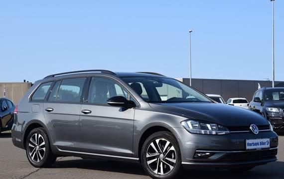 VW Golf VII 1,6 TDi 115 IQ.Drive Variant DSG