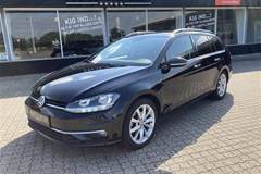 VW Golf V 2,0 ariant 2,0 TDI SCR Highline DSG 150HK Stc 7g Aut.