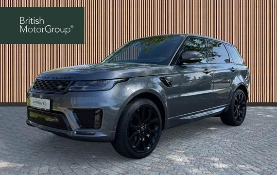 Land Rover Range Rover sport Land Rover Range Rover Sport 3,0 SDV6 HSE aut. 5d