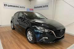 Mazda 3 2,2 SkyActiv-D 150 Vision