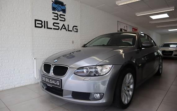 BMW 320i 2,0 Coupé