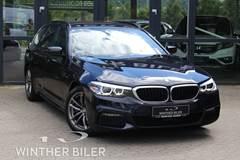 BMW 530d 3,0 Touring M-Sport xDrive aut.