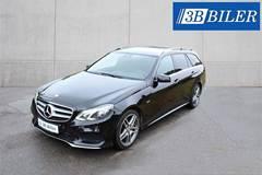 Mercedes E350 d 3,0 T 3,0 Bluetec 4-Matic 7G-Tronic Plus 258HK Van 7g Aut.