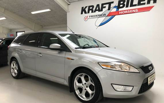 Ford Mondeo 1,8 TDCi 100 Trend stc.