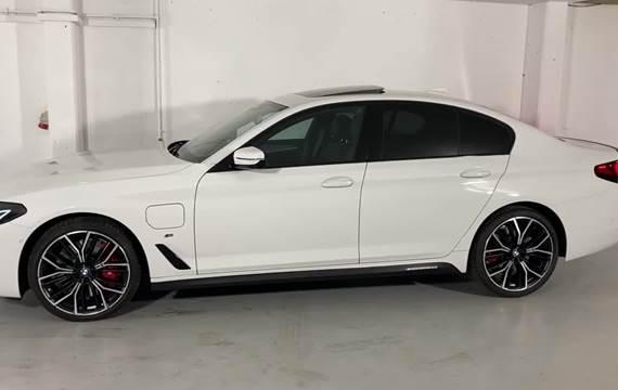 BMW 545e 3,0 M-Sport xDrive aut.