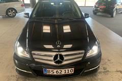 Mercedes C220 2,2 CDi stc. aut. BE