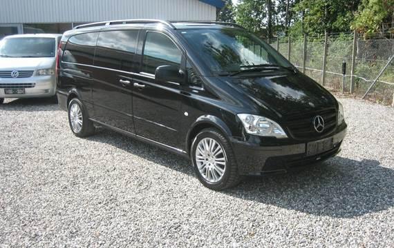 Mercedes Vito 116 2,2 CDi Kombi aut. L BE