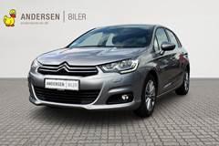 Citroën C 4 1,6 Citroën C4 1,6 Blue HDi Feel Complet EAT6 start/stop 120HK 5d 6g Aut.