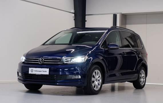 VW Touran 2,0 TDi 150 Comfortline Family DSG 7prs