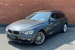 BMW 320d 2,0 Touring Luxury Line aut.