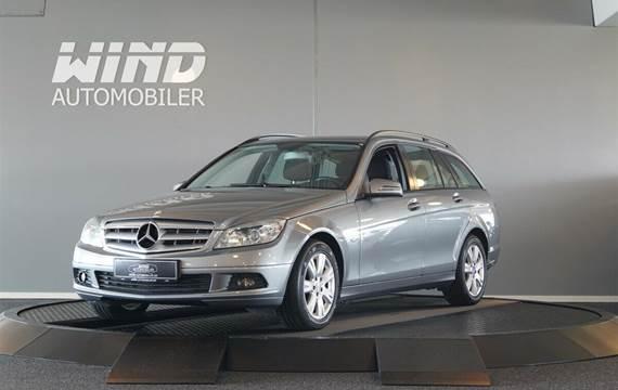 Mercedes C200 2,2 CDi stc. BE