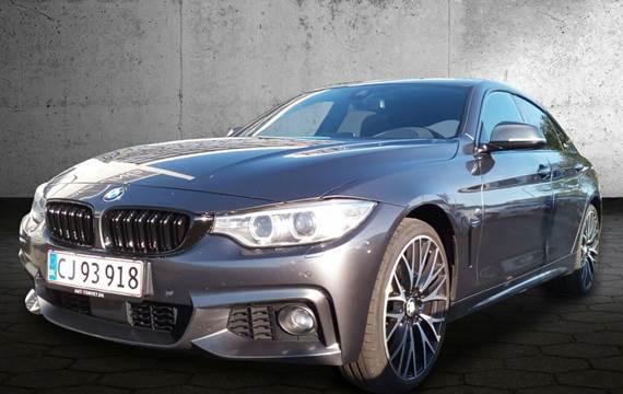 BMW 435d 3,0 Gran Coupé xDrive aut.