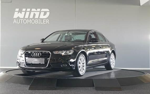 Audi A6 2,0 TDi 177 Multitr.
