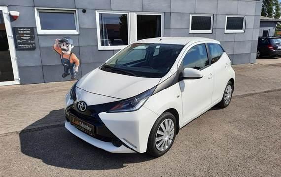 Toyota Aygo 1,0 VVT-I Air  5d