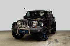 Jeep Wrangler Unlimited 2,8 CRD 200 Sahara aut.