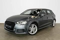 Audi A3 TFSi Sport Limited Sportback quattro